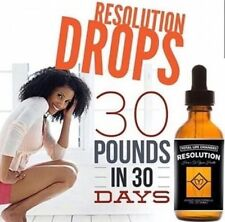 TOTAL LIFE CHANGES IASO RESOLUTION DROPS (PLUS FREE MEAL PLAN)
