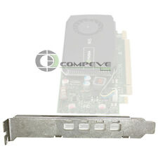 High Profile Bracket for Nvidia Quadro NVS 510 K1200 Video Card Full Size ATX