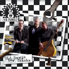 V8 RUMBLE Old Dawgs New Tricks CD new ROCKABILLY Neo-rockabilly Rock & Roll CD