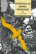 Essentials of Animal Behaviour (Studies in Biology)