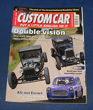 CUSTOM CAR MAGAZINE MARCH 2013 - DOUBLE VISION