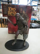 WETA SIDESHOW COLLECTIBLES UGLUK URUK-HAI CAPTAIN STATUE LORD OF THE RINGS MET