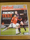 04/03/2008 Manchester United v Olympique Lyon [Champions League] . Good conditio