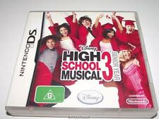High School Musical 3 Senior Year Nintendo DS 3DS Preloved *No Manual*