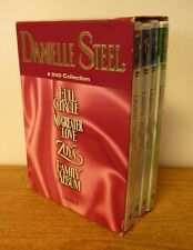 DANIELLE STEEL VOL. 1 boxset DVDs Full Circle Zoya No Greater Love Family Album