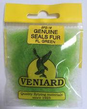 VENIARD Genuine Seals Fur Fly Tying Material - 24 COLOURS Trout/Salmon Flies