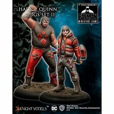 Batman Miniature Game Harley Quinn's Thug Set 2 NIB