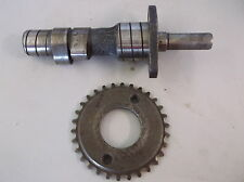 Honda ATC110 Canshaft And Cam Chain Sprocket OEM Used