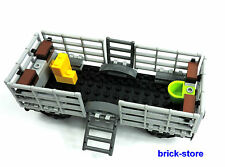 LEGO railway (60052) Animal Wagon / Freight car / without Kuh and Constructor