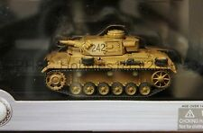 DRAGON ARMOR 60603 Die-Cast Model Pz.Kpfw.III GERMAN Tank 1:72 Scale Ready Made