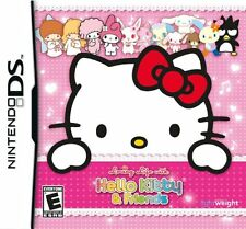 NEW - Loving Life with Hello Kitty & Friends - Nintendo DS