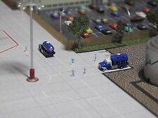 Airport Accessories 1:400 Scale Fuel Trucks for Gemini/Herpa Layout