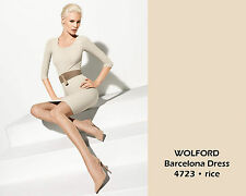 WOLFORD Barcelona DRESS • M • rice •      ... Eleganz der leisen Töne