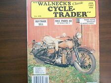 January 21991 Walneck's Classic Cycle-Trader Magazine