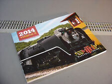 MTH 2014 VOLUME 2 TRAIN CATALOG toy o gauge train engines cars track dealer NEW
