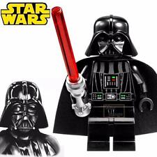 1pc Darth Vader Minifigure Building Blocks Toy Star Wars Custom Lego #085