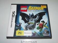 Lego Batman The Videogame Nintendo DS 3DS Game Preloved *No Manual*