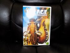 Ice Age: Dawn of the Dinosaurs (DVD, 2009) EUC