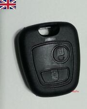 NEW Citroen Xsara Picasso Saxo 2 Button Remote Key Fob Case Shell for Repair