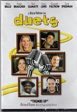 Duets (DVD, 2001, Special Edition) Gwyneth Paltrow, Huey Lewis  RATED R