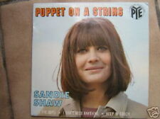 EUROVISION 1967 EP FRANCE SANDY SHAW (SLEEVE 1)