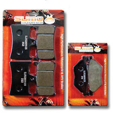 Yamaha F+R Brake Pads FJR 1300 (01-05) XV1700 Road Star Midnight Warrior (02-09)