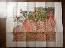 1892-Sacco:STUDIO e CARTA GEOLOGICA dell'ANFITEATRO MORENICO del LAGO MAGGIORE