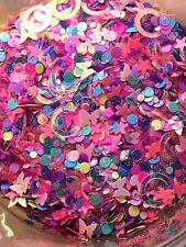 'Slumber Party' Glitter Mix Plus Free Gift! *1tsp* For Acrylic/Gel