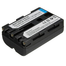 NP-FM500H NP FM500H FM50 2200mAh Camera Battery for SONY A57 A65 A77 A450 A560 A