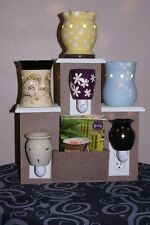 Custom Built 3 Tier Party Display for use with Scentsy Warmers