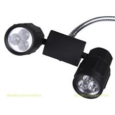 6 LEDs Super Bright Clip Flexible Light Lamp for Outdoor Cooking BBQ