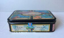 Vintage Mr.Coffee Collector Tin Limited Edition Container Hinged Tin Empty Box