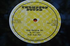 "12"" Rare Reggae : Horace Andy ~ Don't Say No ~ Thompson Sound ~ Hell And Fire"