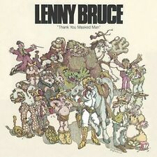 Thank You Masked Man by Lenny Bruce (CD, Oct-2004, Fantasy)