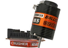 Novak 3258 Crusher Brushless Rock Crawler System 2S-4S ESC / 18.5T Motor