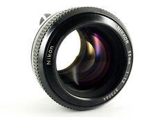 Nikon NIKKOR Objektiv Lens 55/1.2 Lichtriese Nikon F