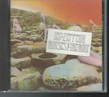 Houses Of The Holy by Led Zeppelin (CD 1973, Atlantic) A2-19130
