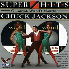 Super Hits - Chuck Jackson (2011, CD NEUF)
