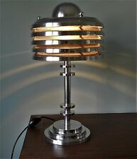 vintage retro art deco nautical style desk table lamp