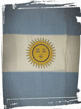 Bandiera Argentina 200x400 - National Flag of Argentina