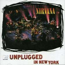 Mtv Unplugged In New York - Nirvana CD GEFFEN RECORDS