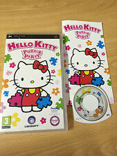 PSP : hello kitty puzzle party