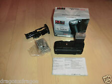 Meike LP-E5 Batteriegriff mit 2 Akkus, für Canon EOS 450D 500D 1000D 2J.Garantie