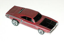 Hot Wheels '69 Dodge Charger MUSCLE MANIA '09 - 1:64 - LOOSE