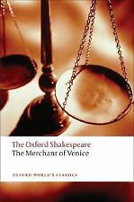 Oxford World's Classics: The Merchant of Venice by William Shakespeare (2008,...