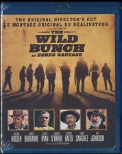 The Wild Bunch (Blu-ray Disc, 2007, Canadian) BRAND NEW
