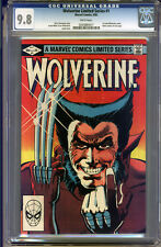Wolverine #1 CGC 9.8 NM/MT WHITE Pages Universal CGC #0263884017