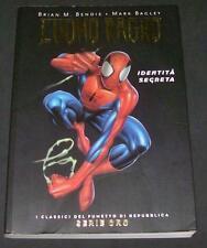 Spider-Man L'UOMO RAGNO Identita Segreta ITALIAN Panini Marvel Comics Serie Oro