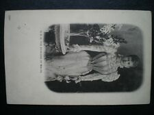 POST CARD  H R H THE PRINCESS OF WALES  APPROX 1905