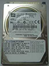 Toshiba MK4025GASL HDD2195 40GB 2.5 inch IDE Drive Tested Good + 30 Day Warranty